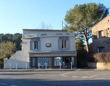 L'agence immobilière du Cap Brun à Toulon