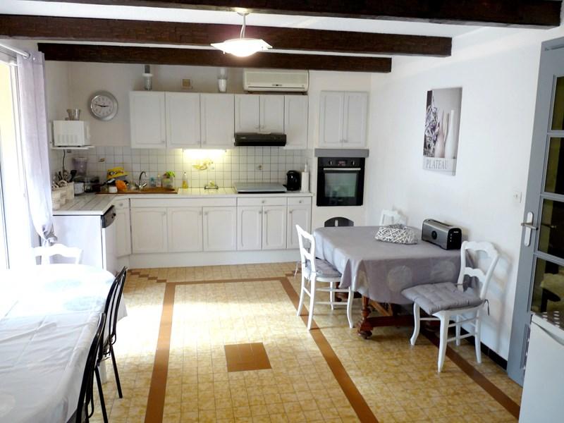 BAS DE VILLA T3 Bas de villa individuelle clim et piscine SIX FOURS LES PLAGES