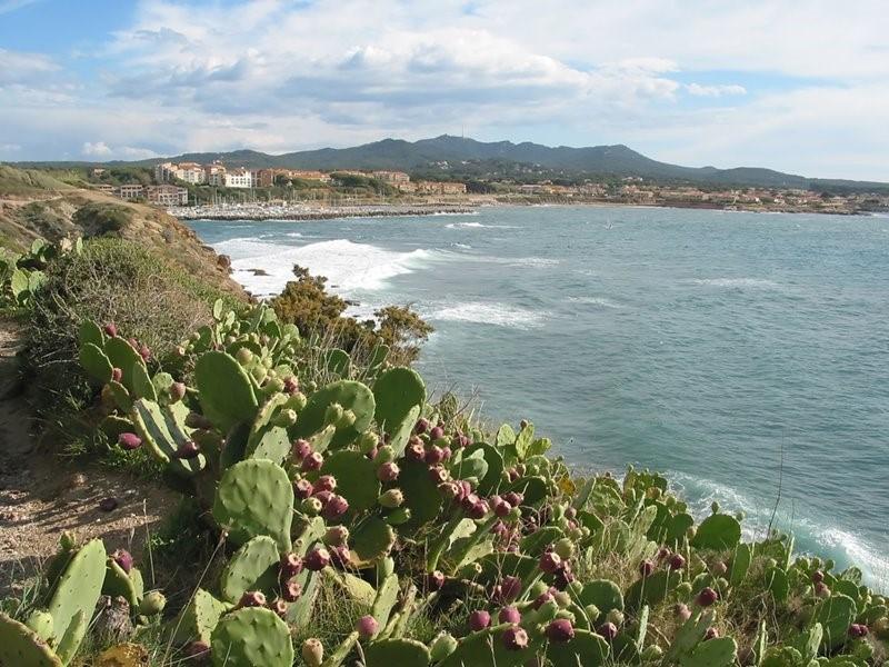 Le Miramar T3 vue mer climatisé LES LÔNES