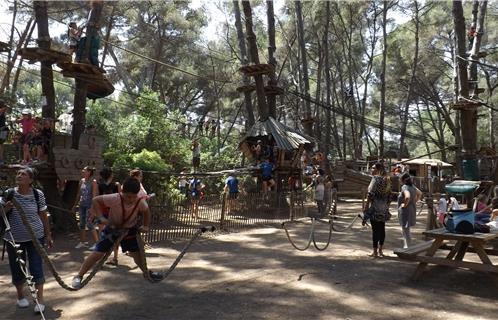 Jardin Azur T2 cabine vue mer SIX FOURS LES PLAGES
