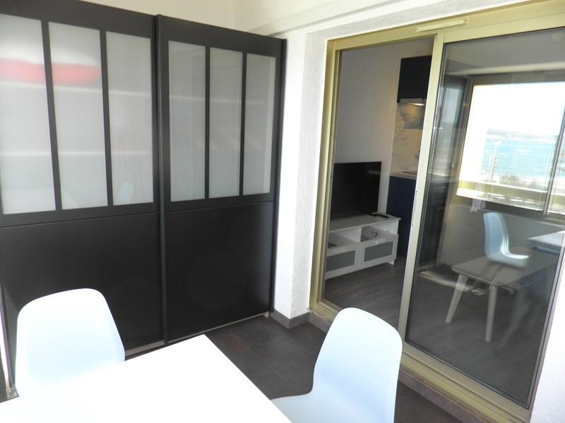 AVISO Studio cabine climatisé vue mer SIX FOURS LES PLAGES