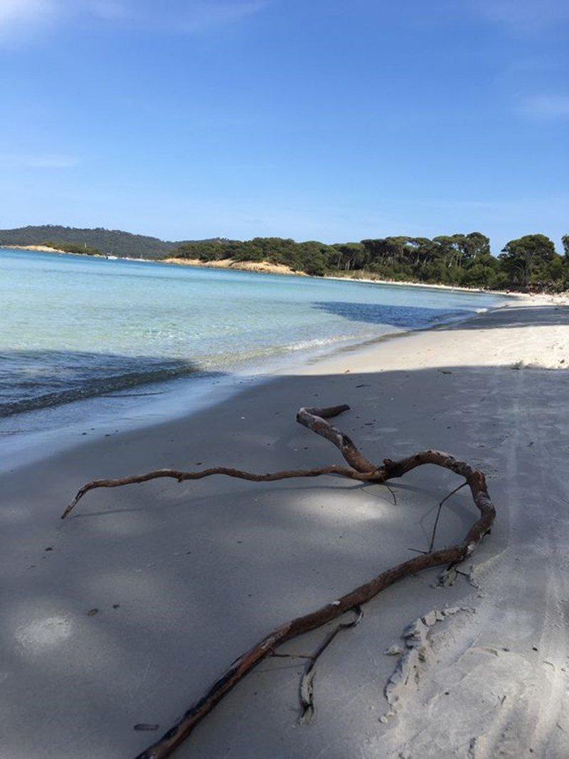 JARDINS DU SOLEIL T1 aperçu mer + clim séjour sans piscine SIX FOURS LES PLAGES - LE BRUSC