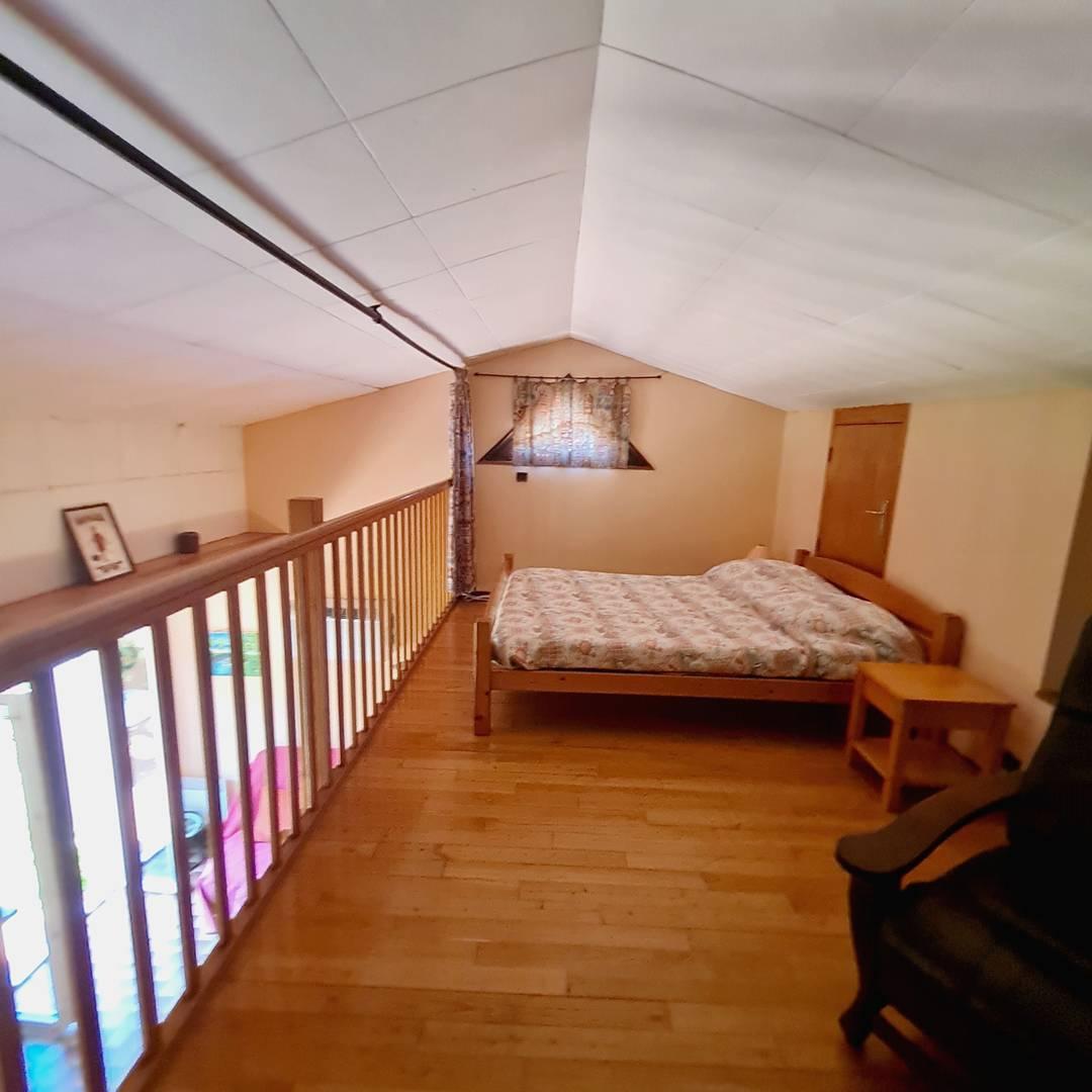 St Hubert T2 + mezzanine -  clim - sans piscine SIX FOURS LES PLAGES