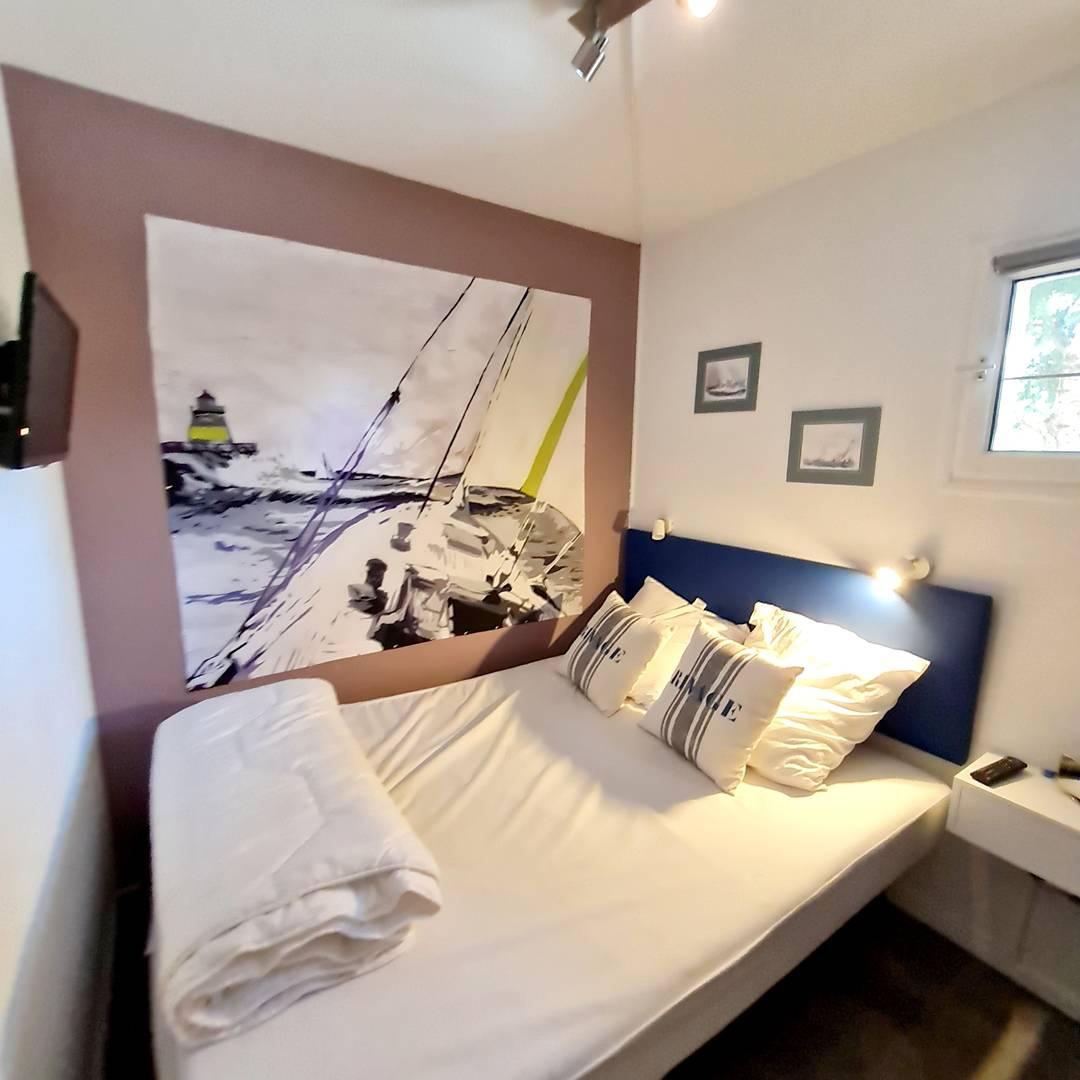Jardin Azur T2 refait à neuf - petite vue mer et piscine SIX FOURS LES PLAGES