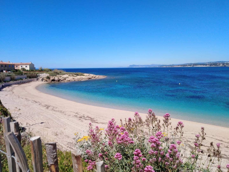 Cap Marine T2 belle vue mer sans piscine SIX FOURS LES PLAGES