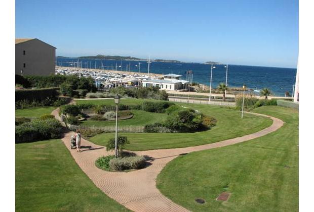 accès port et plages