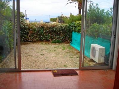 Vente Appartement T1 83140 La Coudoulière rez de jardin