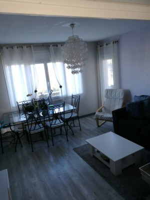 Vente Appartement T4 La Seyne sur mer 4 moulins vue rade Toulon